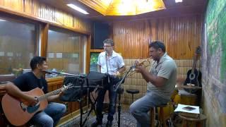 Pedrinho no Radio-Corumbá (Louvor) Levitas da Sala da Benção