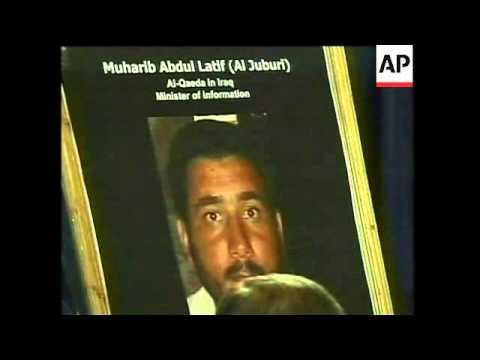 Iraq - Senior Al-Qaeda Leader, Abu Omar al-Baghdadi, Reported Dead