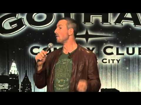 Joe Matarese's 2nd time appearing on Gotham Comedy Live on AXS TV