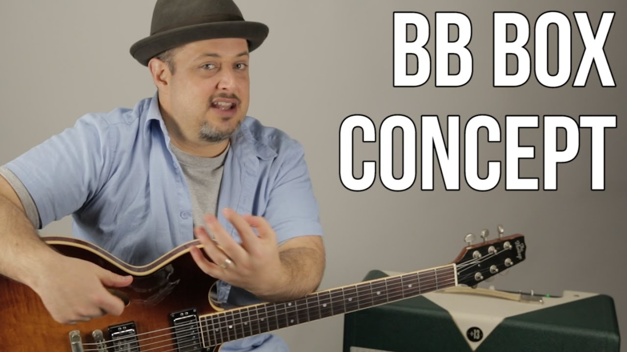 BB Box Blues Guitar Lesson – How to Play Lead – Scales, Techniques