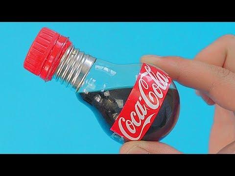 Coca Cola ile Evde Yapabileceğiniz 10 Enteresan Deney