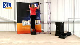 Video Pop up Display Stands | How to set up your 3x3 Pop up stand with counter and lights by XL Displays MP3, 3GP, MP4, WEBM, AVI, FLV Oktober 2018