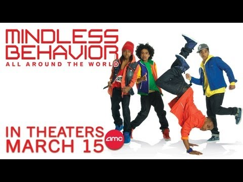 Mindless Behavior in 'All Around The World' (Official Movie Trailer)