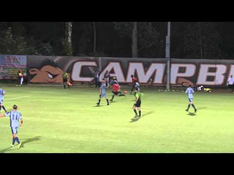 Mens Soccer vs. Longwood - 9/27/15