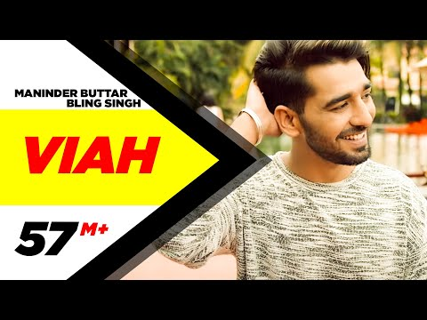 Video Viah (Full Video) | Maninder Buttar Ft. Bling Singh | Preet Hundal | Latest Punjabi Song 2016 download in MP3, 3GP, MP4, WEBM, AVI, FLV January 2017