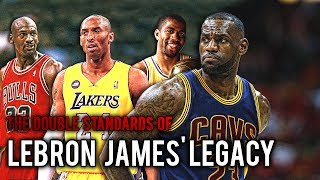 Video The Double Standards Of LeBron James' Legacy MP3, 3GP, MP4, WEBM, AVI, FLV Desember 2018