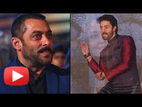 Abhishek Bachchan TROLLS Salman Khan | Sansui Colo