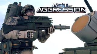 Видео Act of Aggression - Reboot Edition