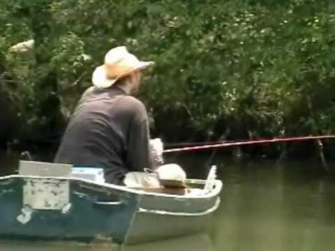 Catfishing on Georgia's South River