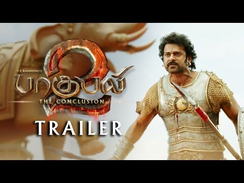 Baahubali: The Conclusion - Movie Trailer Image