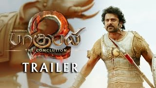 Official Trailer (Tamil) - Baahubali 2 - The Conclusion