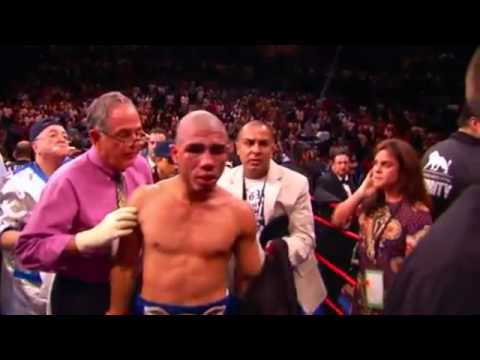 The Story Of Miguel Cotto vs Antonio Margarito
