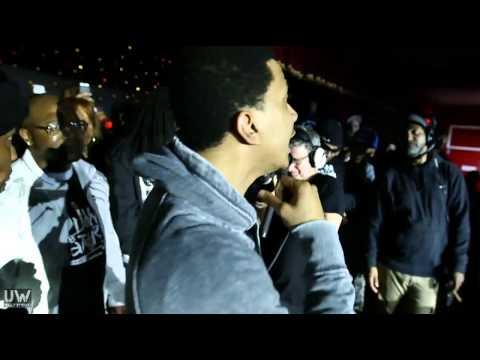 UW Battle league - Loaded Lux vs Hollow Da Don (2014)