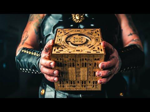 KIT Sciptum kubus puzzeldoos, versie Luxe