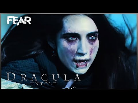 The Vampire Army Enters Battle   Dracula Untold