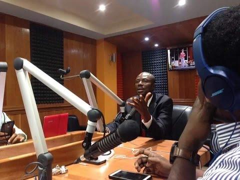 Moise Jean Charles An Dirèk sou Radio Vision 2000