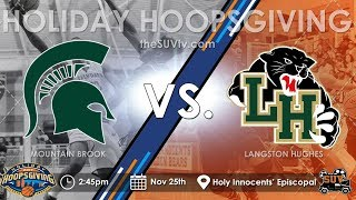 Nonton 2017 Holiday Hoopsgiving: Mountain Brook (AL) vs. Langston Hughes (GA) Film Subtitle Indonesia Streaming Movie Download