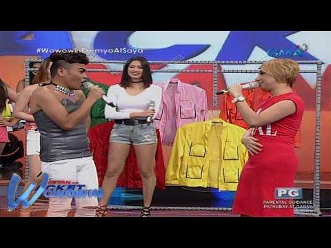 Wowowin: Tawanan at kulitan sa 'Bigyan ng Jacket 'Yan'