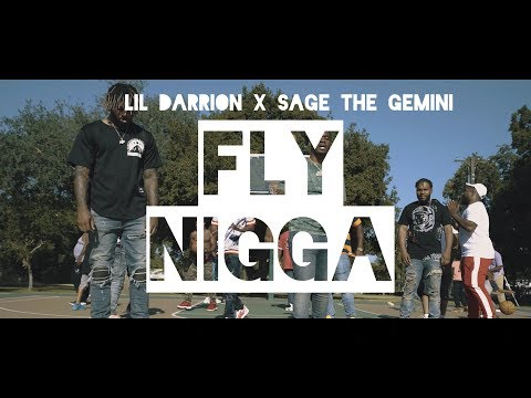 Lil Darrion X Sage The Gemini - Fly Nigga (Official Video)
