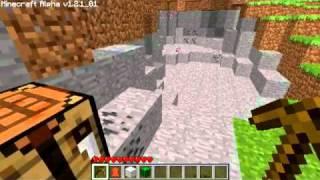 Minecraft videosu