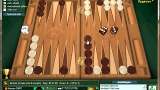 Backgammon 2010 Final GE