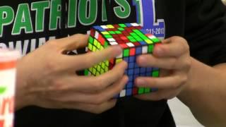 Video 7x7 Rubik's Cube official single - 3:22.86 MP3, 3GP, MP4, WEBM, AVI, FLV Agustus 2017
