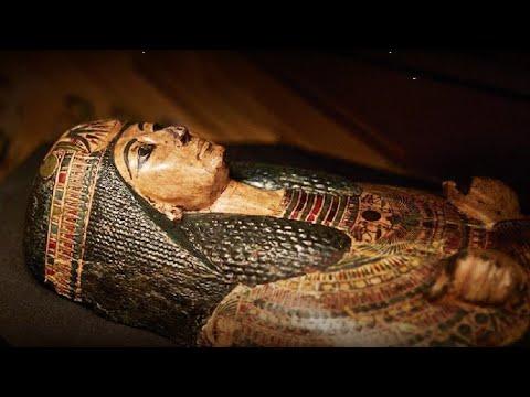 "Video - Αίγυπτος: ""Μίλησε"" η μούμια - Φωνή ιερέα ακούστηκε μετά από 3.000 χρόνια"