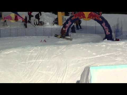 Red Bull Jib Ski Kings 2013 - ©Cypress Mountain