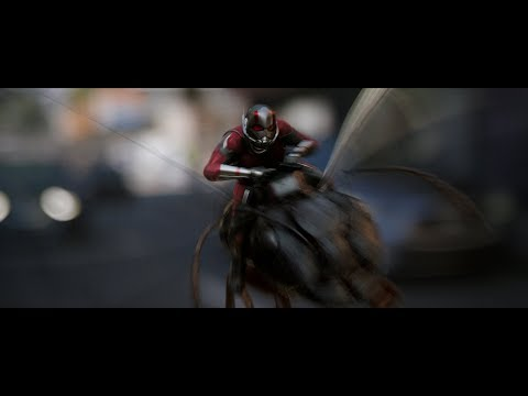 Marvel Studios' Ant-Man and The Wasp | War TV Spot