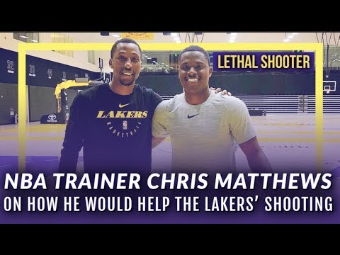 Video: LN Interview: Chris Matthews aka Lethal Shooter On How He Can Help The Lakers' Shooting