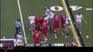 Ka'Deem Carey vs Oregon (2013)