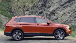 You've been waiting patiently and they're finally here. Volkswagen's new SUVs – the midsized 2018 Atlas and the compact 2018 Tiguan - have been specifically ...