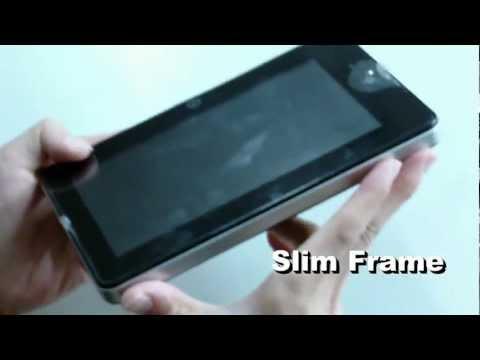Slim, Fast, Nice-touch – TomTop Google Tablet