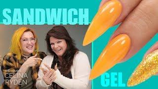 Video Sandwich Technique Gel Nails MP3, 3GP, MP4, WEBM, AVI, FLV Agustus 2019