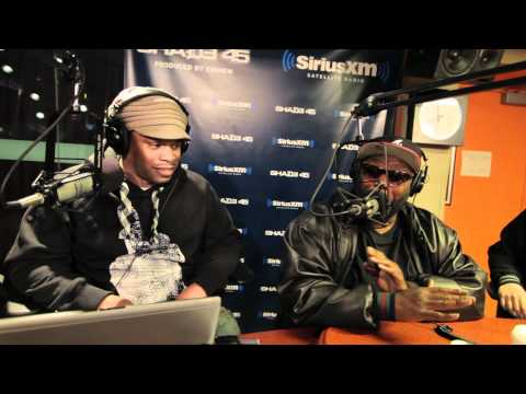 Killer Mike and El-P freestyle on Sway In The Morning