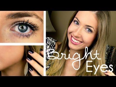 BRIGHT EYES :: Fall Makeup Trend (Collab w/ MakeupByAlli!)