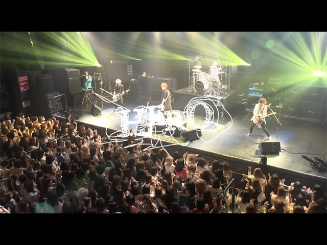 【HERO】DVD 2015.07.05 SHIBUYA TSUTAYA O-EAST(Trailer)
