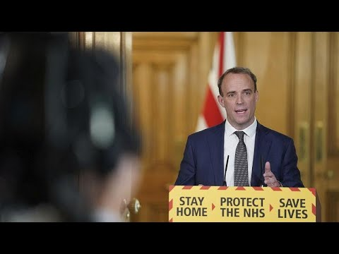 Großbritannien: Corona-Sterbefälle schnellen nach oben