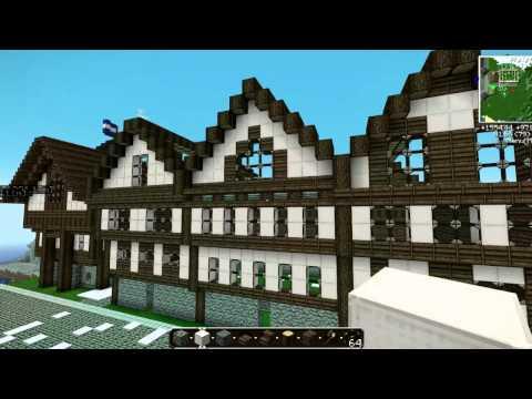 Ciudad Medieval Minecraft || La Ciudad Parte 2 || Aun mas Grandeee ¡¡