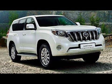 Toyota Land Cruiser Prado 2014 – Invincible