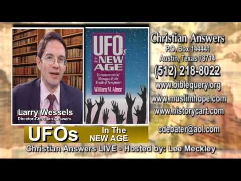 UFOs IN THE NEW AGE: EXTRATERRESTRIAL MESSAGES OR DOCTRINES OF FOURTH DIMENSION DEMONIC SPIRITS?