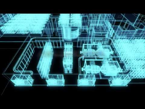 טוטם הדמיה ואנימציה / אדגר דטה סנטר  Adgar Data Center