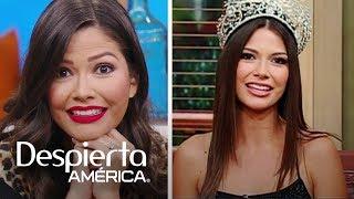 Ana Patricia recordó su primera visita a Despierta América en el 2010