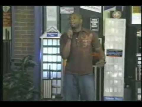 Warren B. Hall - Comedian (Comedy Productions)