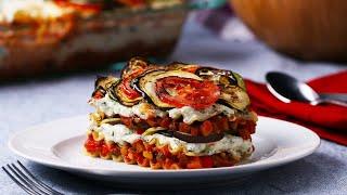 Ratatouille Lasagna by Tasty