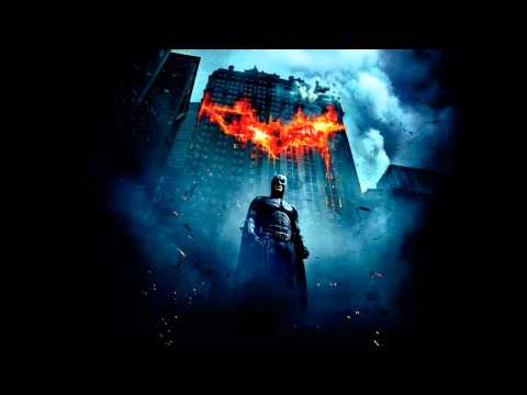 dark knight - Last track of