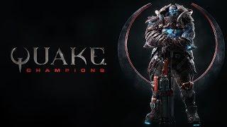Видео к игре Quake Champions из публикации: Открыта регистрация на ЗБТ Quake Champions