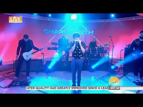 Video Charlie Puth - Done For Me - Today Show LIVE download in MP3, 3GP, MP4, WEBM, AVI, FLV January 2017