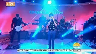 Video Charlie Puth - Done For Me - Today Show LIVE MP3, 3GP, MP4, WEBM, AVI, FLV Agustus 2018