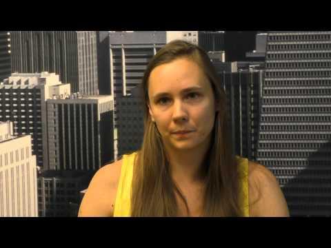 США 2900: Юля из Орегона - Аспирантка под куполом цирка 23 - SiliconvalleyVoice